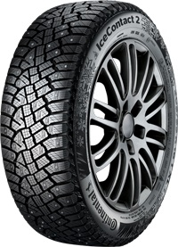 Шины Continental Conti Ice Contact 2 KD 275/40 R21 107T